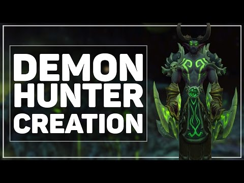 WoW Legion Beta: Demon Hunter Character Creation from YouTube · Duration:  10 minutes 15 seconds