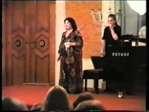 Marina Yashvili - Miniaturen für Violine