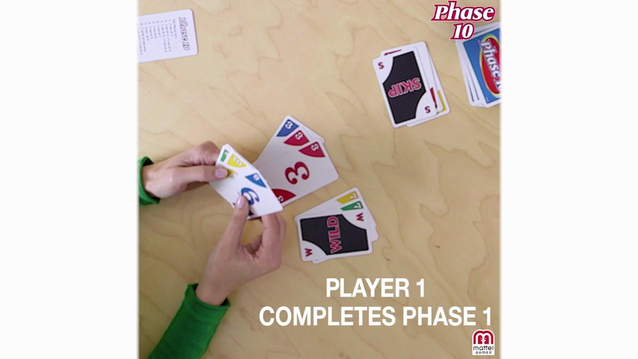 Phase 10 Pocket