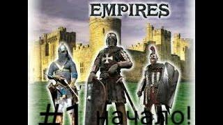 Flourishing Empires-Прохождение:#1 (Начало!)Тюркский Каганат!