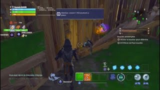 New scam technique on fortnite save the world [A preventive goal] Danger