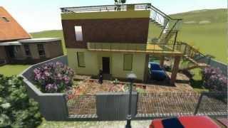 проект частного дома от Дизайн студии Град СО г Калининград(разработчик проекта ООО
