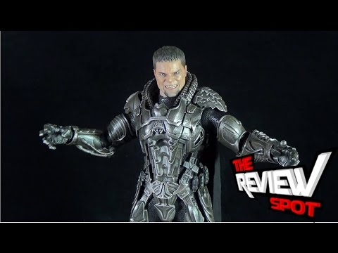 Collectible Spot - Hot Toys Man of Steel General Zod Sixth Scale Figure