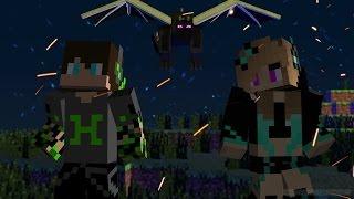 Karpuz Kafalar Kaçışıyor: Minecraft Saklambaç