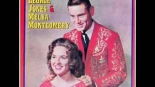 George Jones & Melba Montgomery - Flame In My Heart