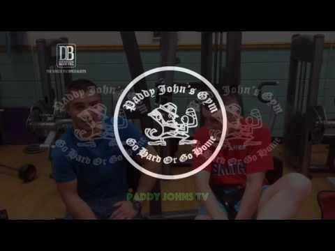 Interview with Adam Harper after winning international challenge belt