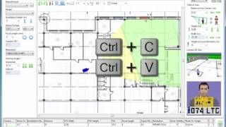 CCTV System Design. Part 3/5: Site plan and finding optimal camera locations