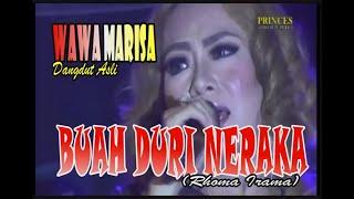 WAWA MARISA   BUAH DURI NERAKA PRINCES Live Perigi by khuple