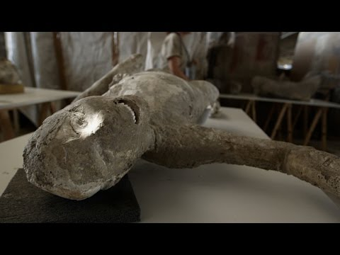 Reconstructing the Faces of Pompeii Victims