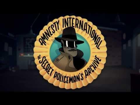 Secret Policeman's Ball: Dead Parrot Cartoon