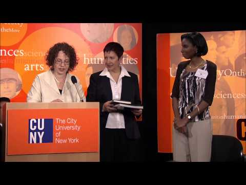 CUNY SPECIAL: PETER JENNINGS SCHOLARSHIP