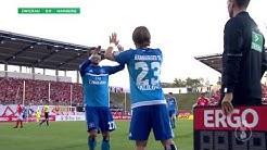 FSV Zwickau gegen den Hamburger SV   die Zusammenfassung