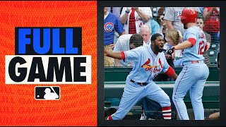 Cardinals rip off CRAZY 9th-inning comeback vs. rival Cubs (9/21/19)   2019 Full Game