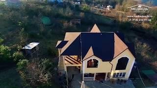 Каркасный дом построили в Сочи, Красная воля