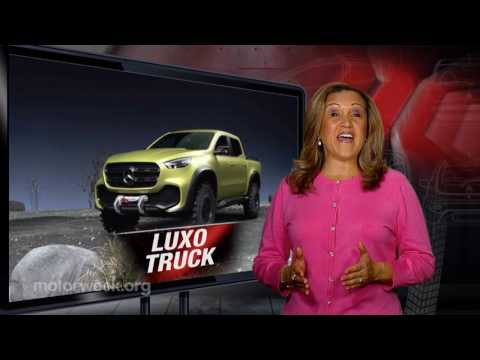 Motor News: J.D. Power Dependability Survey//Mercedes-Benz Pickup Truck//Dodge Demon
