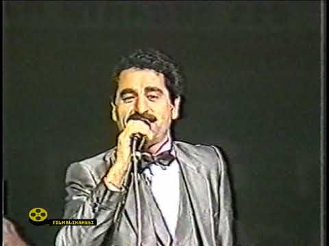 İbrahim Tatlıses - Dertli Dertli 1986 (Avrupa Konseri)