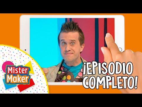 Mister Maker Em Português | Episódio 2, Temporada 1