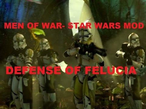 Men Of War: Assault Squad- Star Wars Mod~ Defense Of ...