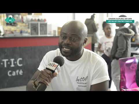 LONDON AFRICAN CULTURAL DAY 2019