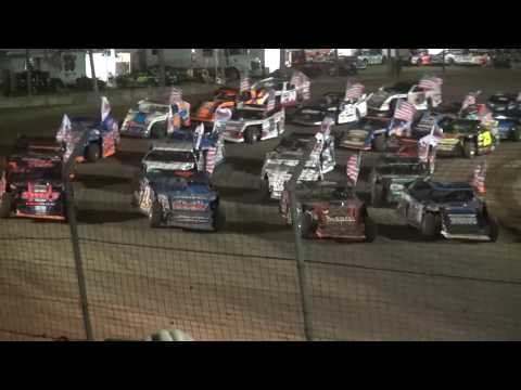 USMTS Driver Intro/Parade Lap Upper Iowa Speedway 5/28/17