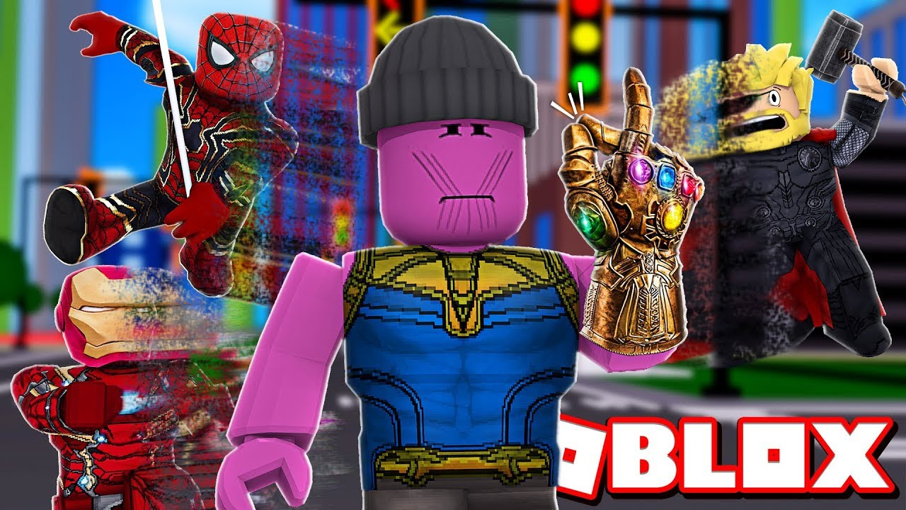 Destroying Everything With The Infinity Snap In Roblox Super Villain Simulator