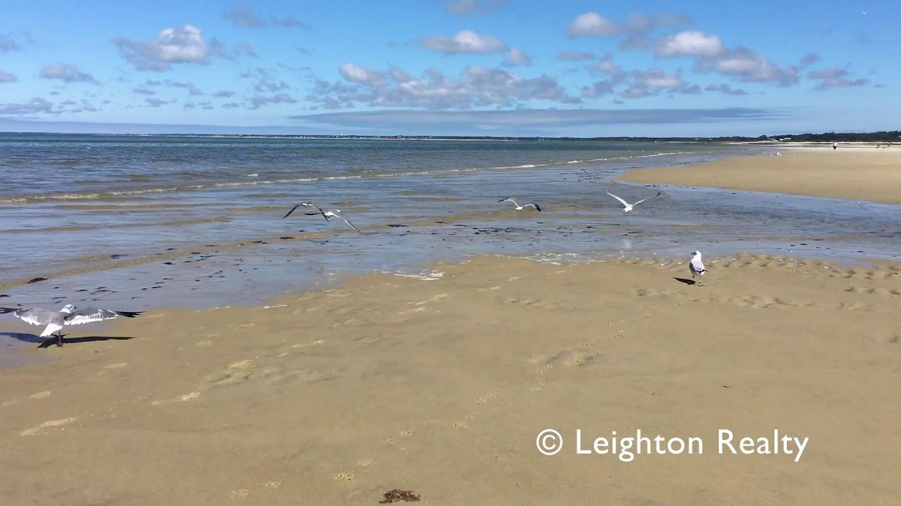 Linnell Landing Beach Brewster Cape Cod