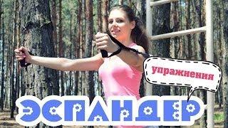 ЭСПАНДЕР: Упражнения на Руки, Грудь, Спину