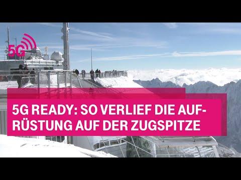 Social Media Post: 5G ready: So verlief die Aufrüstung auf der Zugspitze