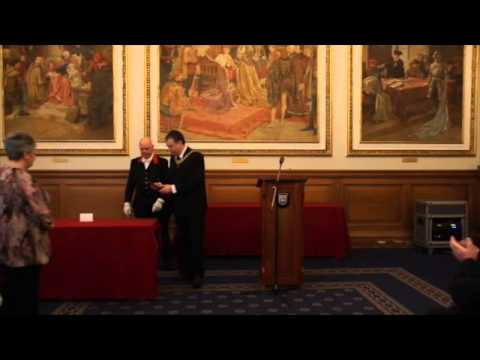 British Empire Medal Ceremony April 2014