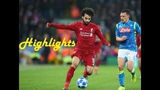 Napoli vs Liverpool All goals & highlights Champion League 2019