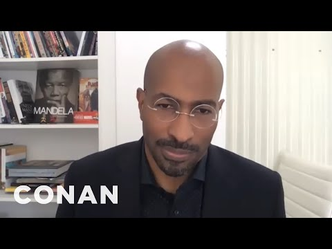 Van Jones On George Floyd, Police Brutality, & What Comes Next - CONAN on TBS