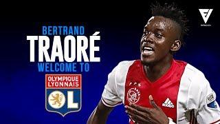 Bertrand Traoré - Welcome To Olympique Lyon - Crazy Skills | Goals | Passes - 2017