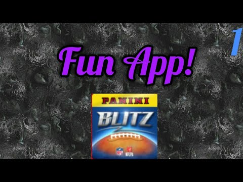 Fun New App!!! Panini Blitz Ep.1