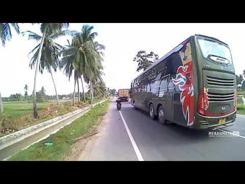 PROTOTIPE SKYVIEW COACH ADIPUTRO PERTAMA DI INDONESIA PO. SEMPATI STAR