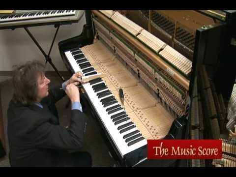 The Music Score, LLC Sales & Service, Bob Rustigian