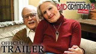 Jackass Presents: Bad Grandpa .5 - Official Trailer (HD)