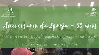 I. P. Pq. São Domingos - 12/05/2019 - ANIVERSÁRIO I.P. PARQUE SÃO DOMINGOS 33 ANOS..