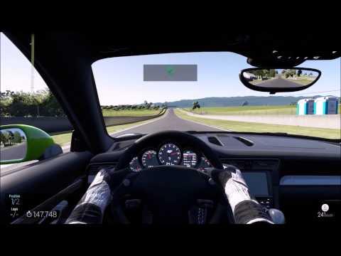 Ruf RGT-8 Record @ Mount Panorama Circuit / Bathurst - Project CARS