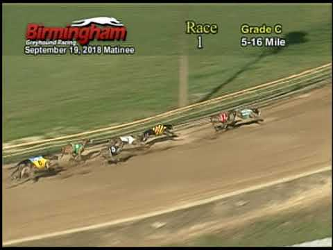 09/19/18 Afternoon Race #1