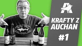 Krafty z Auchan odc. 1 - 09.2018