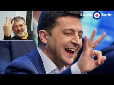 Die Ukraine: Wer ist dieser Komiker wirklich, der jetzt das Land regiert?