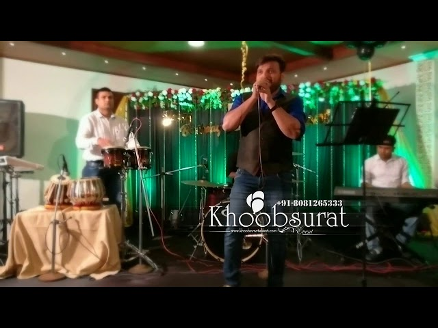 50th birthday live band by khoobsurat 8081265333