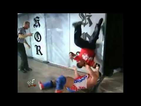 Highlights Shane McMahon vs Kurt Angle KotR 2001