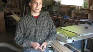 Cedar Strip Boat Building: Milling Cedar Strips - Pt Two