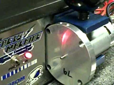 Electric motor dyno first run doovi for Rc electric motor dyno