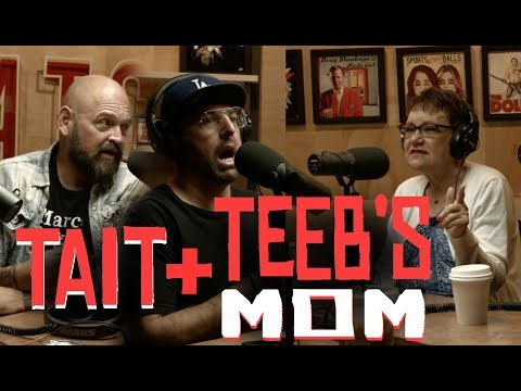Teeb's mom sets Sam Tripoli straight, with Tait Fletcher in studio