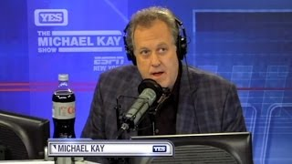 First-ever The Michael Kay Show on YES