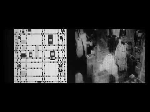 Mondrian Variations - Broadway Boogie Woogie 1943 - Éva Polgár and Sándor Vály