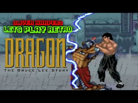 Dragon The Bruce Lee Story (SNES) - Let's Play Retro