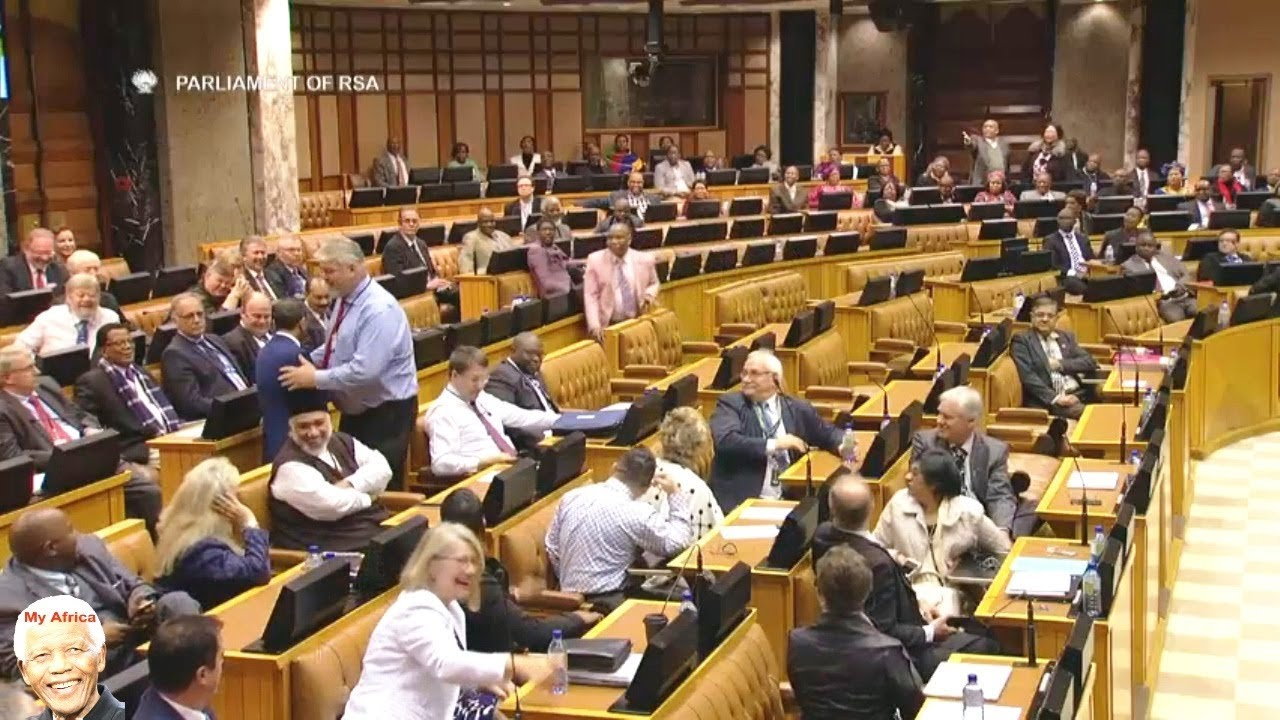 The Best Comedy Show On Earth - South Africa Parliament